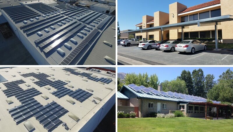 Solar Energy Solutions for Commercial Businesses