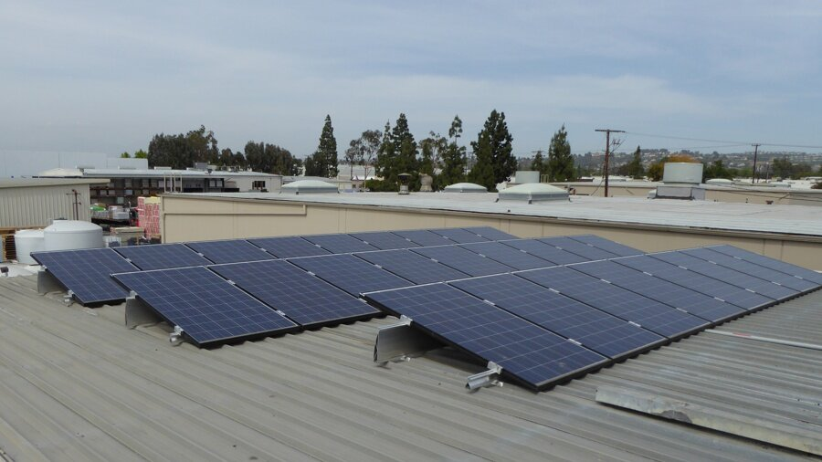 Commercial Roof-Top Solar Solution, Orange County, Ca ...