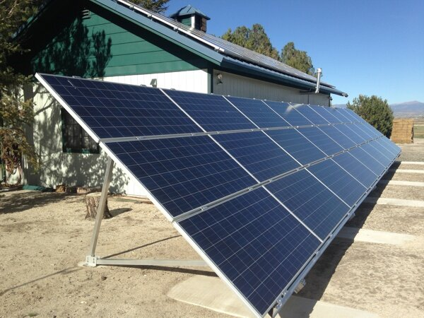 Commercial Solar Power Systems Orange County Los Angeles