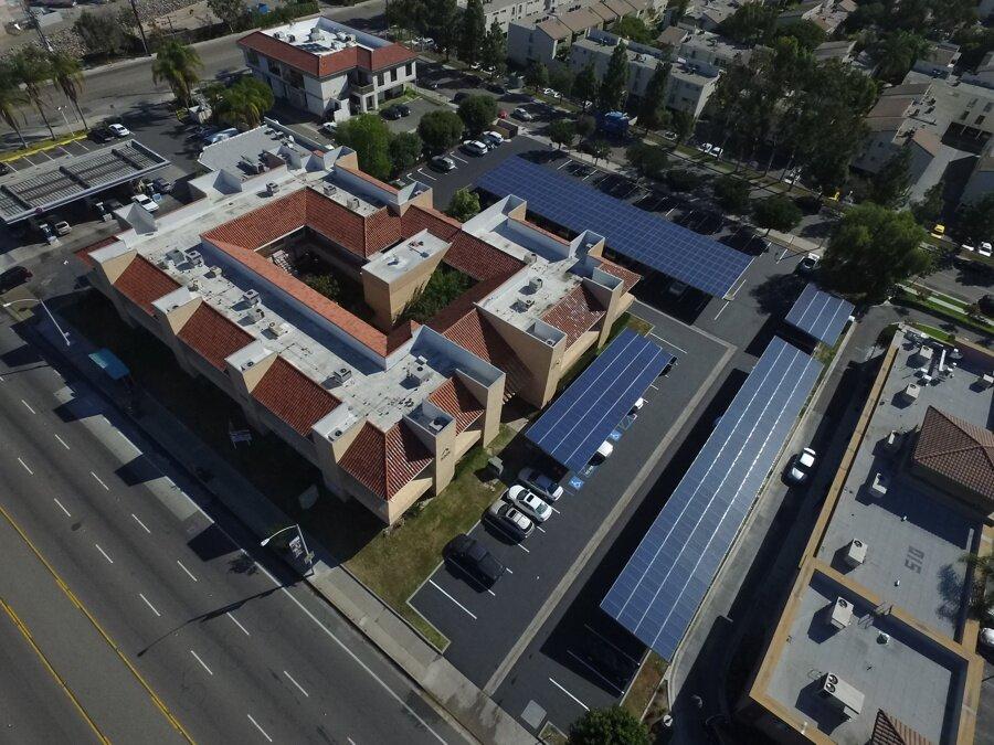 Solar Carports Installation Anaheim CA