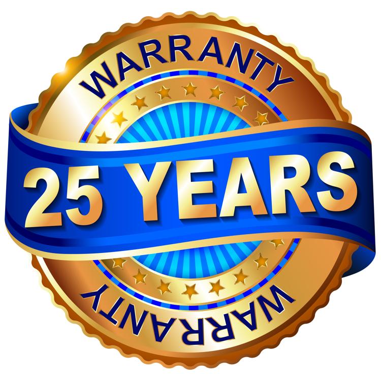 warranty25